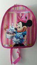 Minnie Mouse Club House Kids Backpack Nursery Bag Cartoons School Boys Girls