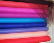 Dress Net Fabrics - Tulle Netting Dress Fabrics- For Sewing Requirments & Crafts