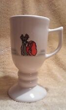 Disney Restaurant Mug, Tony's Town Square, Lady and Tramp, Not sold to public