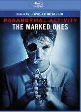 Paranormal Activity: The Marked Ones (Blu-ray/DVD, 2014, 2-Disc Set)