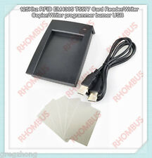 125Khz RFID EM4305 T5567 Card Reader/Writer Copier/Writer programmer burner USB
