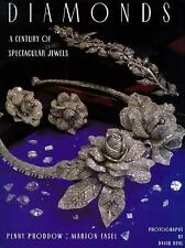 Diamonds: A Century of Spectacular Jewels Book Penny Prodow Marion Fasel 1996 HC