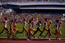 592026 Womens 10000m Semi final A4 Photo Print