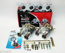 TOYOTA CELICA 2T TWIN 45 DCOE CARBY TA22 TA23 PACKAGE CARBIE SUIT WEBER