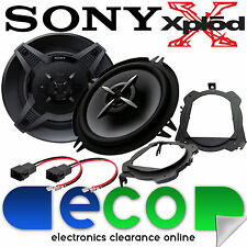 SONY Vauxhall Corsa B 1993 - 2000 13cm 460 Watts 2 Way Rear Hatch Car Speakers
