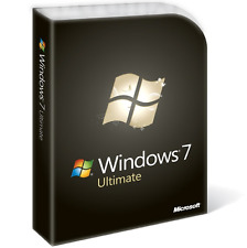 Windows 7 ultimate sp1 | Retail Key Digital 32 64 BIT 100% Licenza