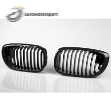 * BMW E46 Front Real Carbon Grille 04-06 Coupe Convertible Kidney Grill