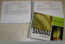 Banana Cookbook 101 Recipes Desserts, Breads, Muffins, Pies, Smoothie, Pancakes+