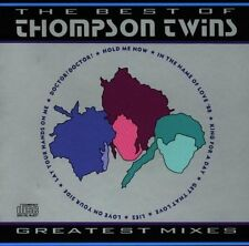 Thompson Twins Best of-Greatest mixes [CD]