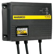 Marinco 10A On-Board Battery Charger 12/24V 2 Banks 28210