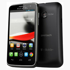 Alcatel One Touch Evolve 5020 - 4GB - Black (T-Mobile) Android Smartphone (A)