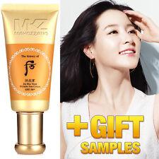The history of Whoo GongJinHyang Jin Hae Yoon Wrinkle Sun Cream 50ml Newest Ver