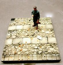 1/35 Scale Diorama Base No.10 - 100mm x 115mm scenic display base