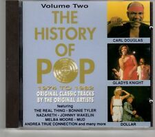 (GT555) The History Of Pop 1974 To 1982 Vol. 2 - 1993 CD
