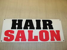 HAIR SALON Banner Sign NEW XL Extra Large Size 4 Barber Shop or Beauty Supply