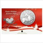 2012 Canada $20 Magical Reindeer Commemorative .9999 Fine 20 for 20 Silver coin