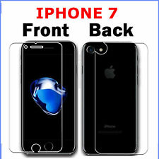 """Premium Gorilla Front + Back Tempered Glass Screen Protector For iPhone 7 - 4.7"""""""