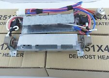 WR51X442  EXACT FIT FOR  GE REFRIGERATOR  DEFROST  HEATER  ELEMENT NEW 4 PACK