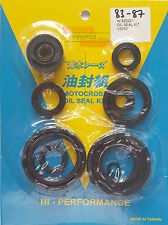 Yamaha YZ250 YZ 250 1983 1984 1985 1986 1987 Engine Oil Seal Kit