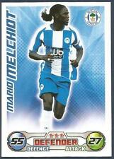 TOPPS MATCH ATTAX 2008-09-WIGAN ATHLETIC & HOLLAND-MARIO MELCHIOT