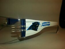NFL Carolina Panthers safety glasses PICK LENS AT CHECKOUT SEE PHOTO OPTIONS