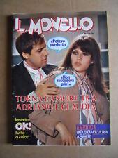 IL MONELLO n°10 1982 Adriano Celentano Claudia Mori Mina Bee Gees  [G427]