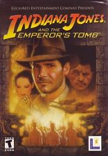 Indiana Jones and the Emperor's Tomb PC (Win XP, Vista, 7, 8, 10)