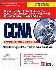 Ccna Cisco Certified Network Associate Routing and Switching Study Guide...