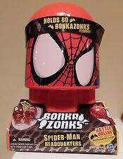 BONKA ZONKS SPIDER-MAN HEADQUARTERS NEW