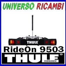 Portabici Thule Per gancio traino RideOn 9503- 3 bici - 7 poli