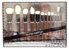 Sonia Kashuk Exotic Artisan 12pcs Brush Set Limtied Edition 100%