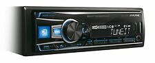 Alpine UTE-92BT Mechless Digital Media Receiver Bluetooth iPod AUX USB Stereo