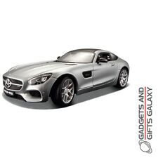 MAISTO MERCEDES-BENZ AMG GT 1:24 SCALE DIECAST MODEL CAR collectors toy gift