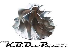 Turbo Extended Tip Billet Compressor Wheel Powermax GT3788R