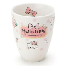 Hello Kitty Tea Cup Sushi Mug Sakura 2017 ❤ Sanrio Japan