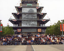 INDY INDIANAPOLIS 500 100TH ANNIVERSARY AUTO RACING 8X10 PHOTO PICTURE
