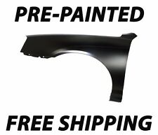 New Painted to Match - Left LH Front Fender for 2007-2010 Hyundai Elantra Sedan