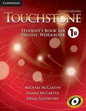 TOUCHSTONE LEVEL 1 STUDENT'S BOOK B WITH ONLINE WORKBOOK B 2ND EDITION by...