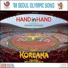 Koreana - Hand in Hand 1988 Seoul Olympic Song New Sealed CD