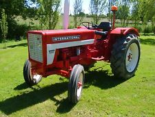 International Harvester 323, 353 & 423  Tractors  Parts Manual