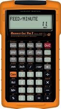 Calculated Industries No. 4088 Machinist Calculator Pro 2  New