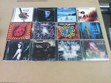 ^ Lot of 11 Heavy Metal CDs (Anthrax, Metallica, Dream Theater, Arch Enemy, etc)