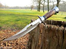 Jagdmesser Messer Knife Bowie Buschmesser Coltello Cuchillo Couteau Huting Neu