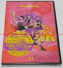 New SCANDAL VIDEO ACTION Blu-ray Japan ESXL-14 4988010026820 Free Shipping