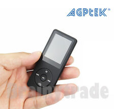 AGPtEK Latest Version 8GB 70 Hours Playback MP3 Music Player Lossless Sound