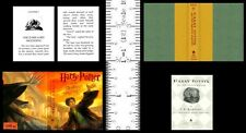 1:6 SCALE MINIATURE BOOK HARRY POTTER DEATHLY HALLOWS PLAYSCALE BARBIE