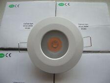 4 - LED Cabinet lights MTG2 3000K dc 36v