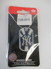 MLB New York Yankees Dog Tag Necklace