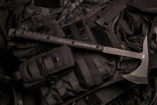 Hardcore Hardware Australia BFT-01G Tactical Tomahawk Black G-10 Handle HHA BGB