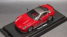 Kyosho 1/64 Ferrari Limited collection 599XX Red With Red Sit Ltd ED new